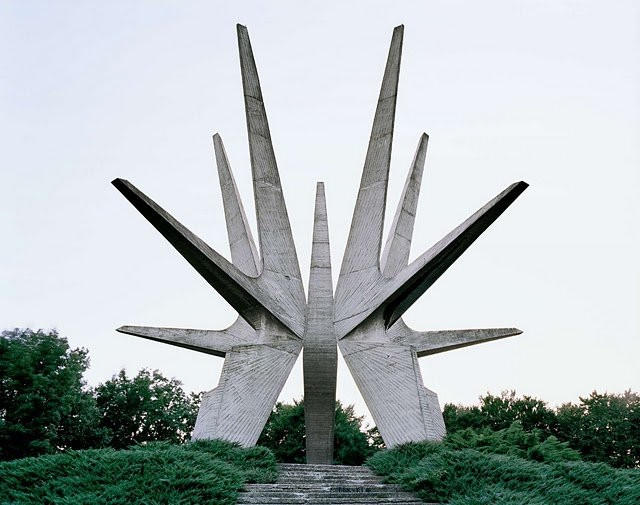 avant garde yogoslavia architecture 4