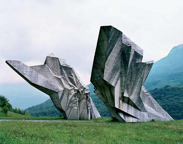 avant garde yogoslavia architecture 5