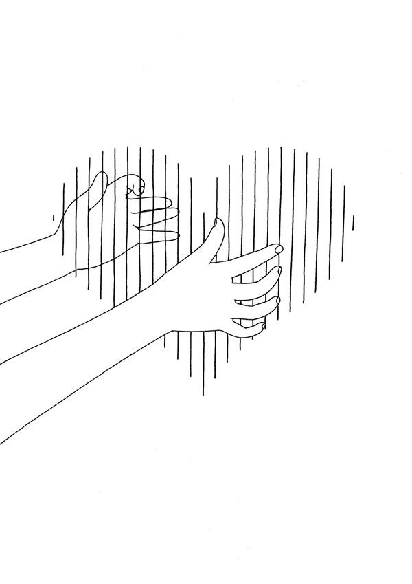 mrzykmoriceau corazon de arpa ilustracion