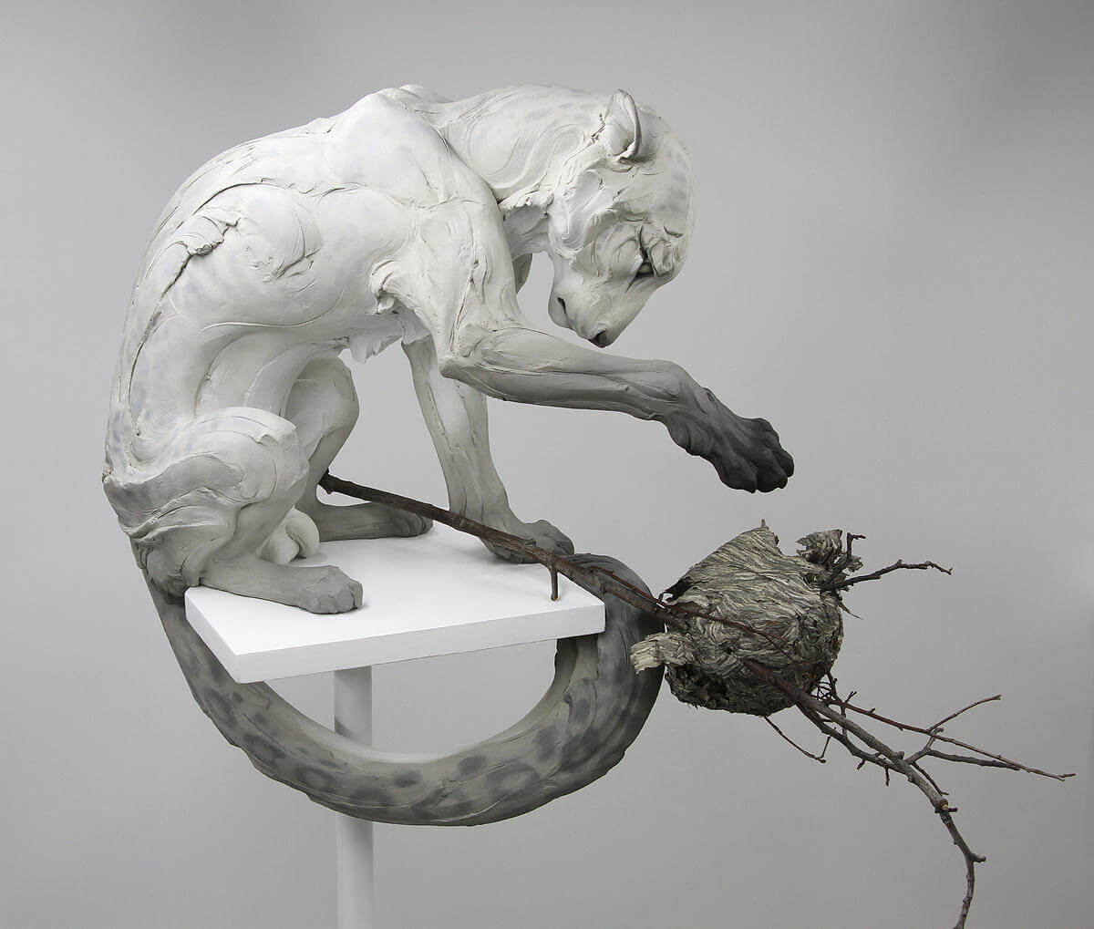 Animal Sculptures beth cavener 1