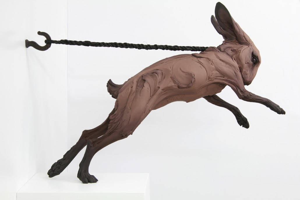 Animal Sculptures beth cavener 3
