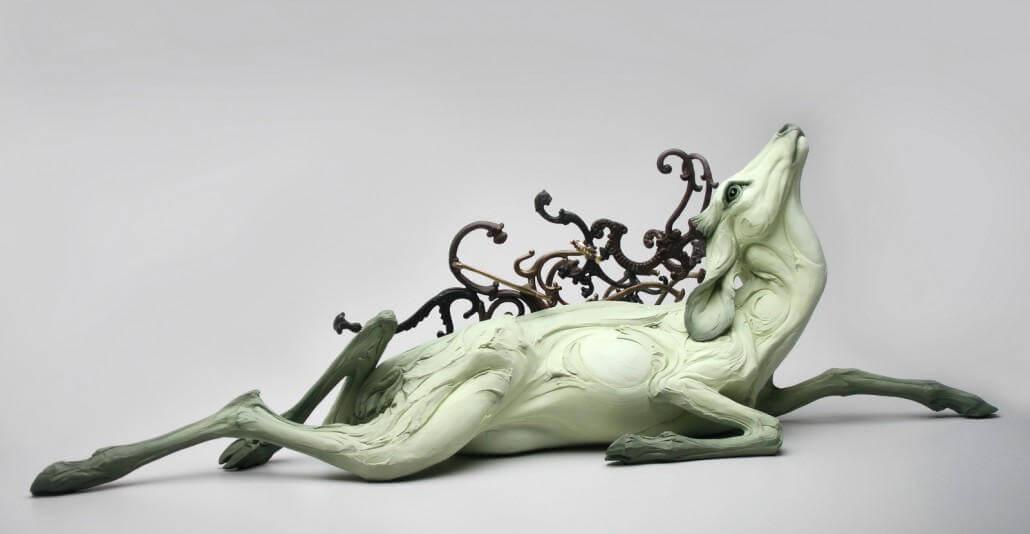 Animal Sculptures beth cavener 5