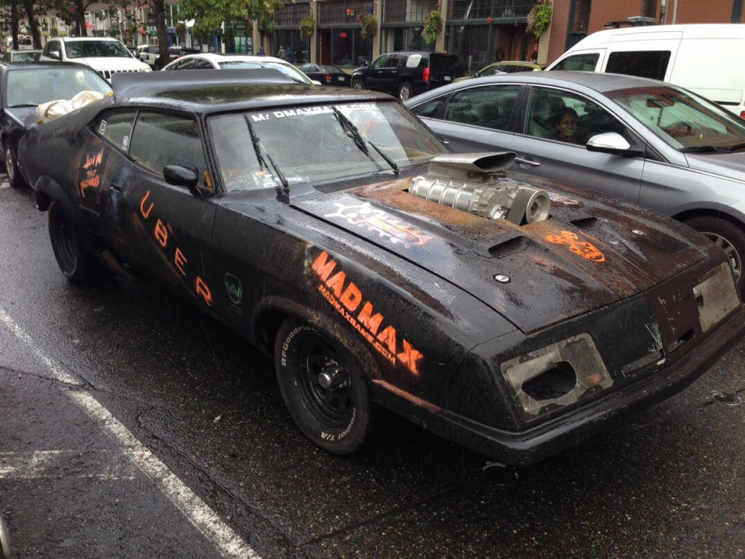 Mad Max Uber Service in Seattle 7