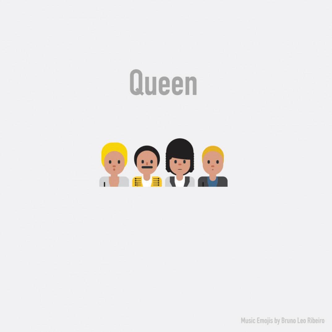 emojis de queen