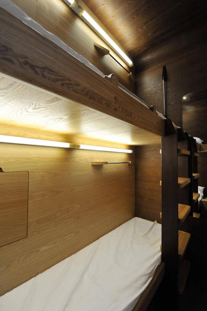 SLEEPBOX - A Unique Type of Accommodation Imagine - oldskull 5