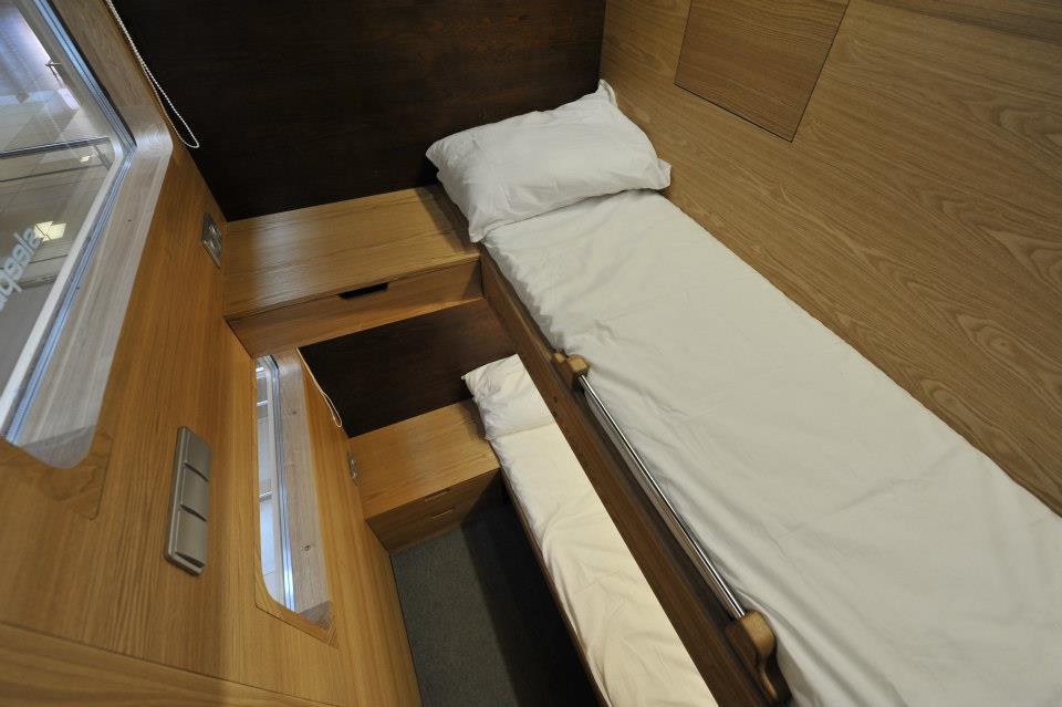 SLEEPBOX - A Unique Type of Accommodation Imagine - oldskull 7