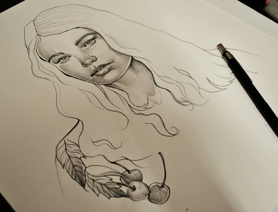 elena pancorbo ilustracion oldskull 6
