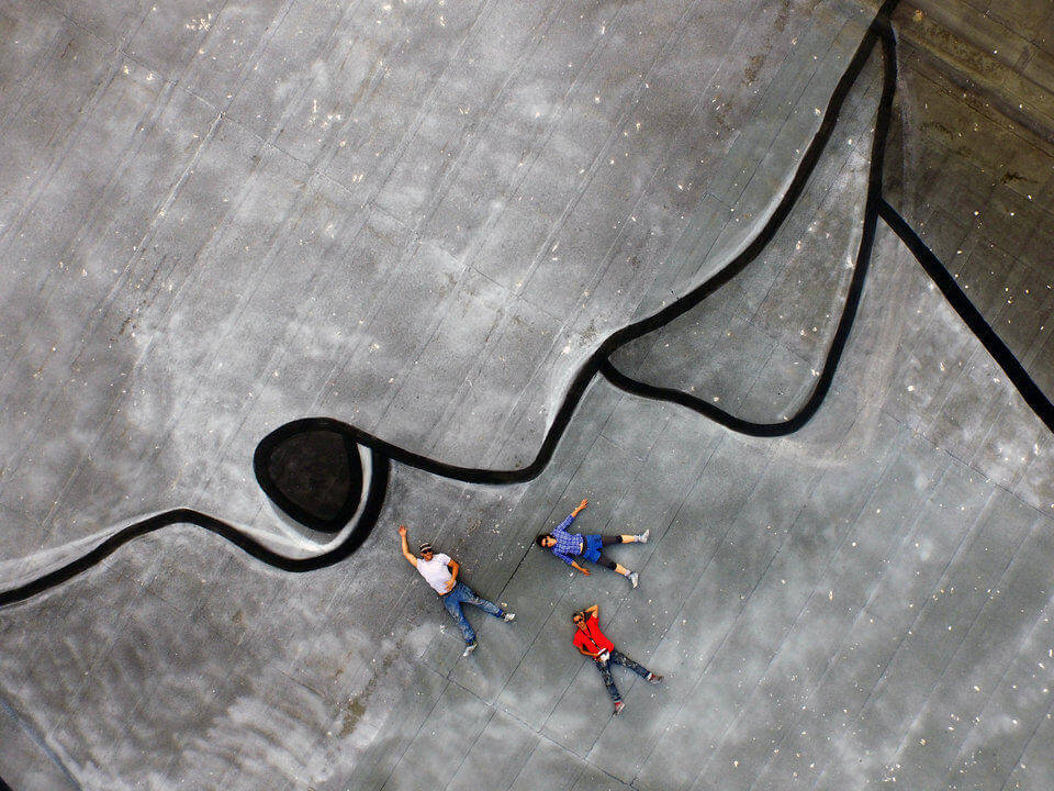 ella & pitr world largets mural 5