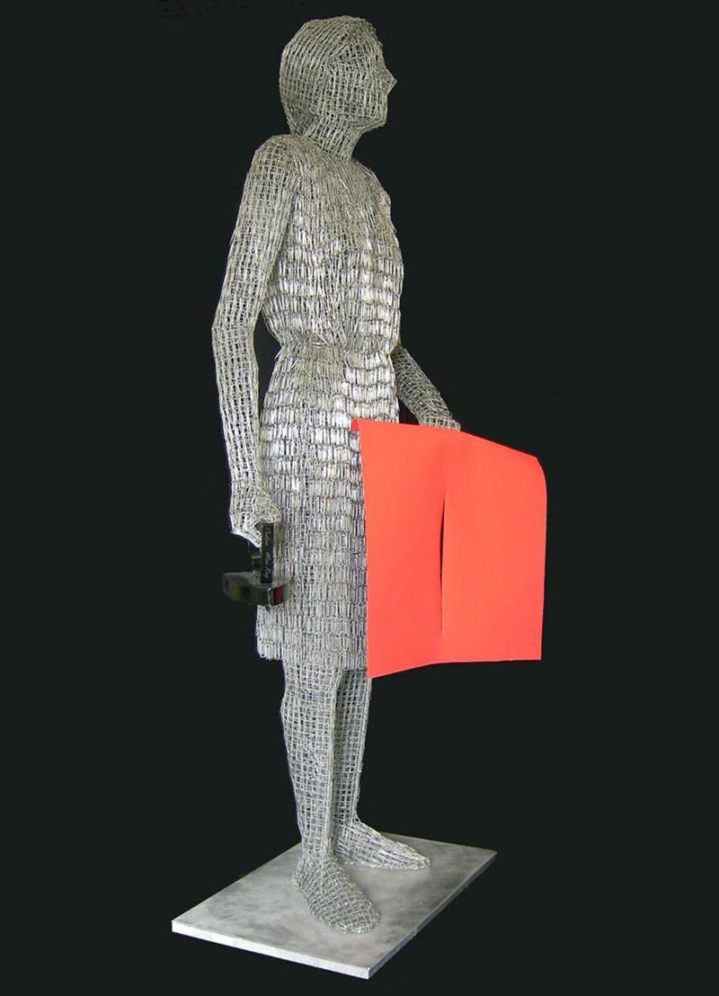 pietro_dangelo_sculptures-oldskull-CLIPS-STAPLES-4