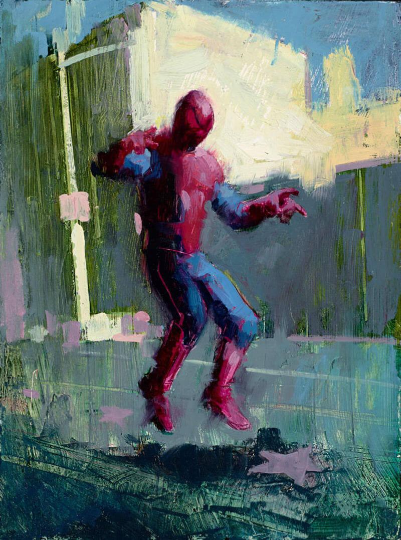 william wray paintings oldskull 6