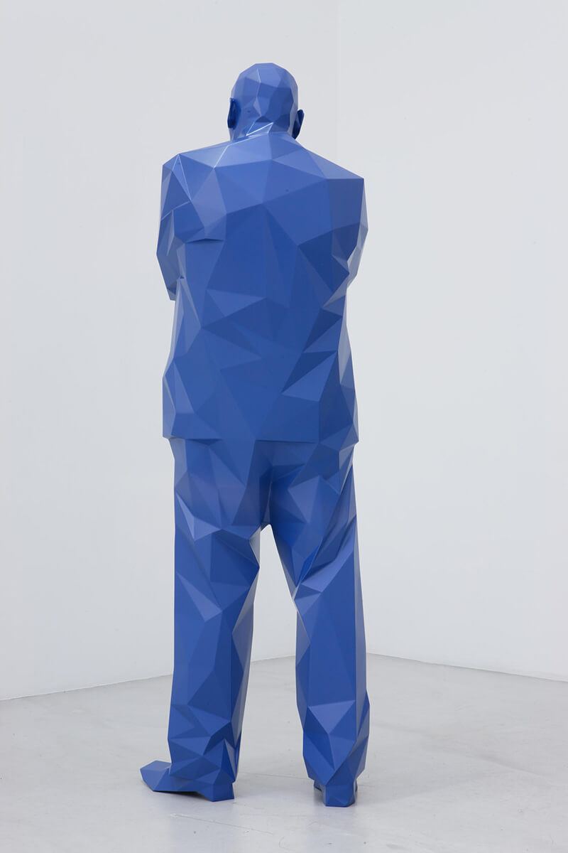 Faceted Sculptures by Xavier Veilhan - 11