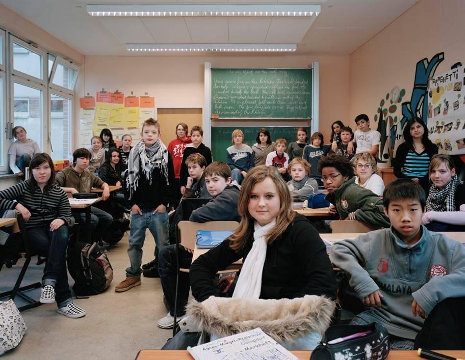 Julian germain classroom photography oldskull 4