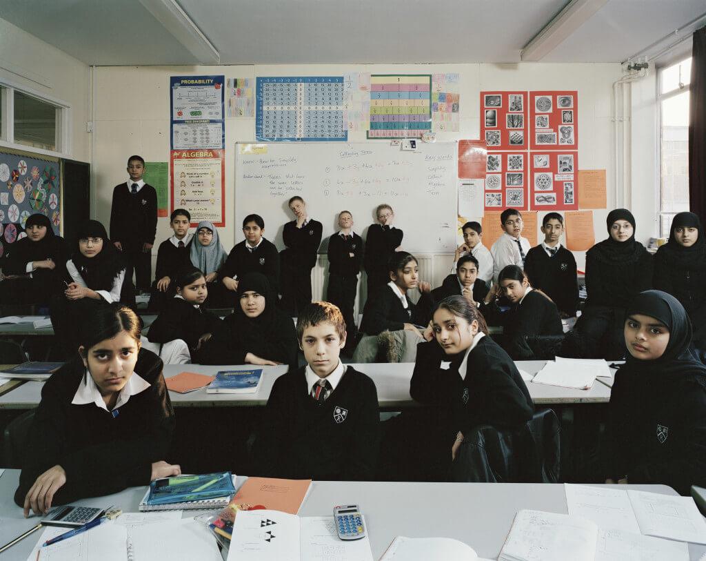 Julian germain classroom photography oldskull 7