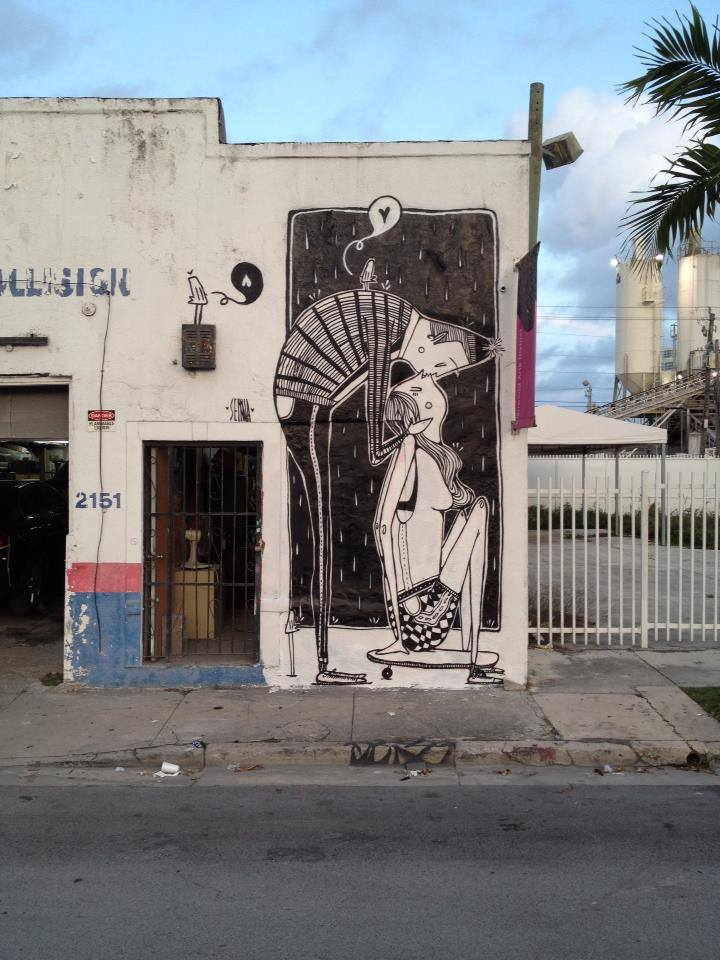Street art bisous - 08