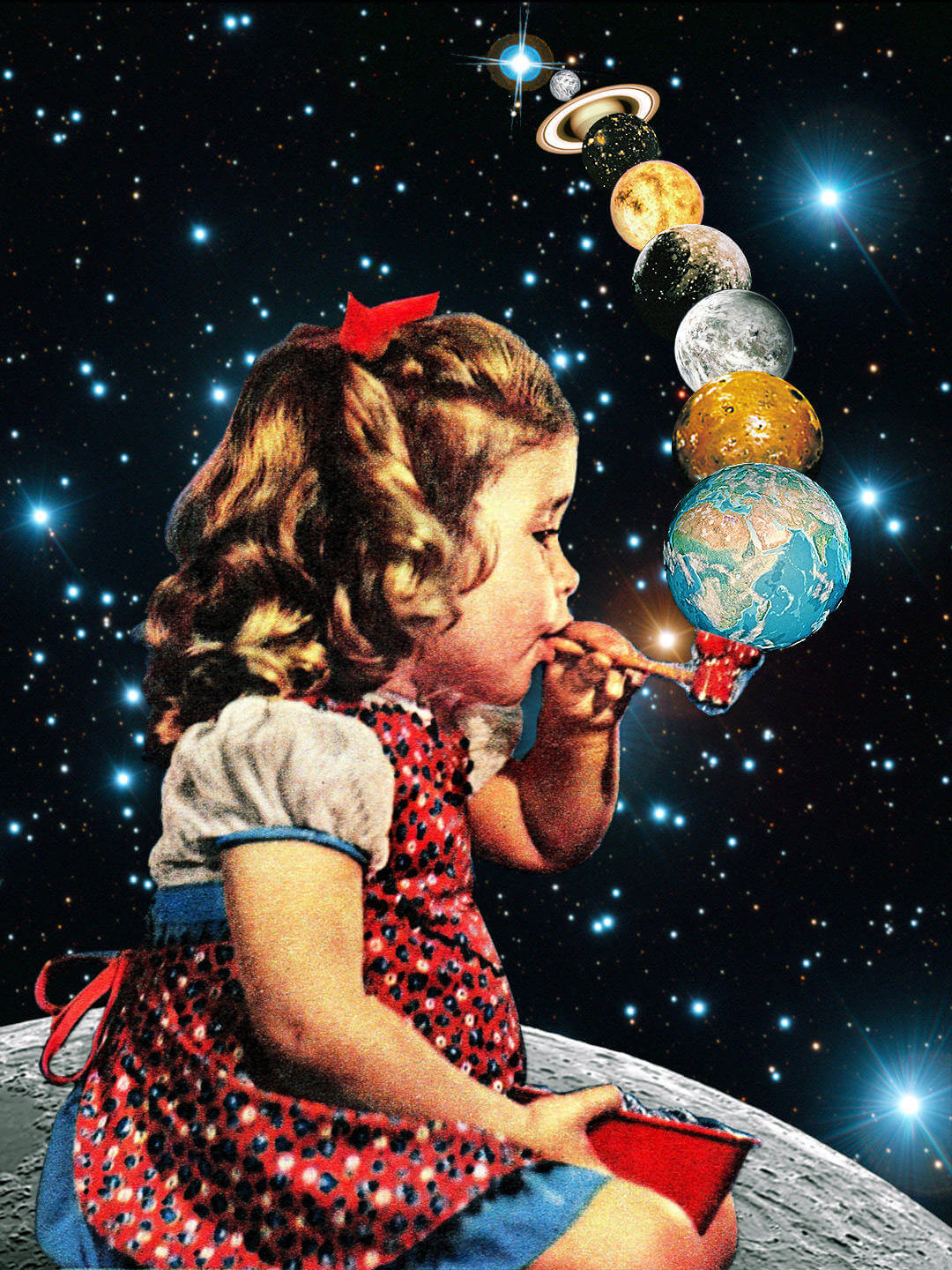 Surreal Collages by Eugenia Loli