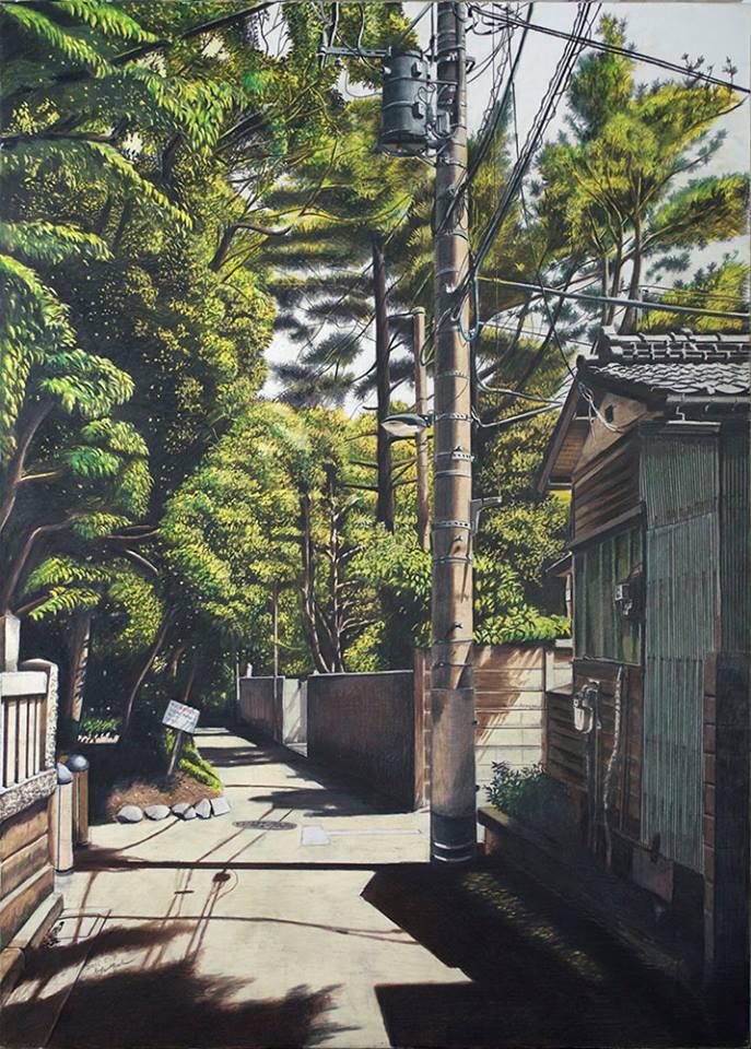 illustrations of tokyo by ryota 2