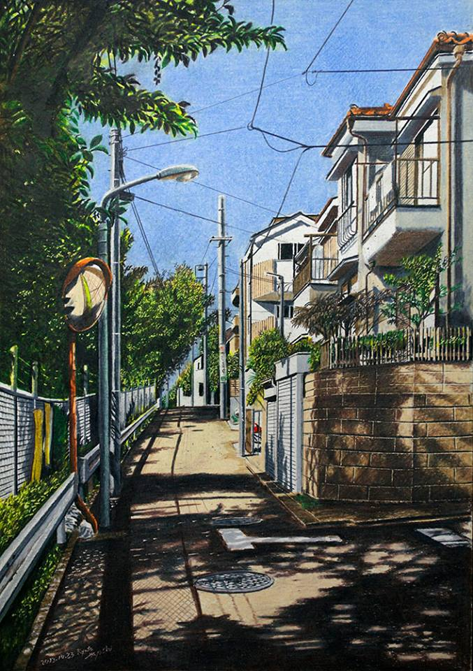 illustrations of tokyo by ryota 3