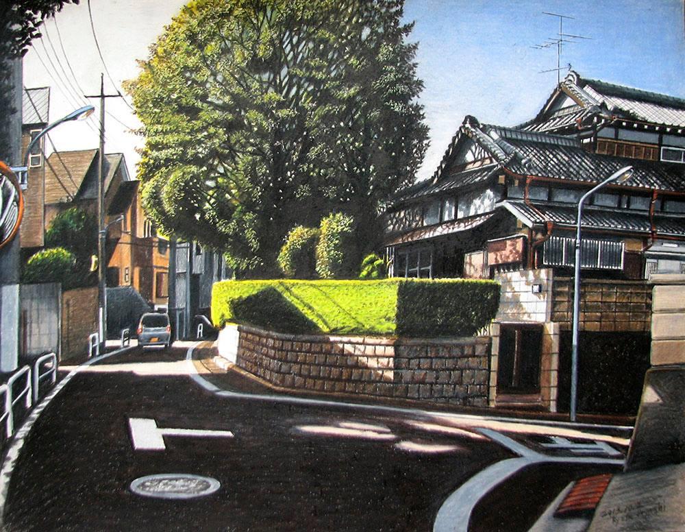 illustrations of tokyo by ryota 6