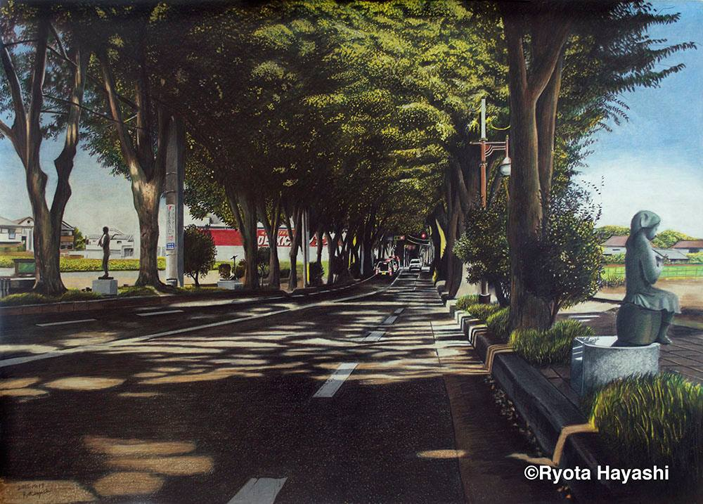 illustrations of tokyo by ryota 7