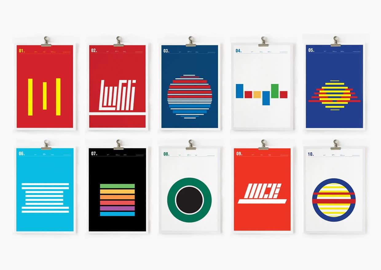 line logos - minimal logos 1