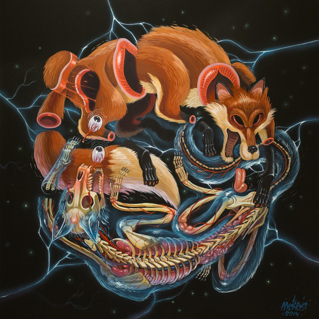 nychos street art illustration 6