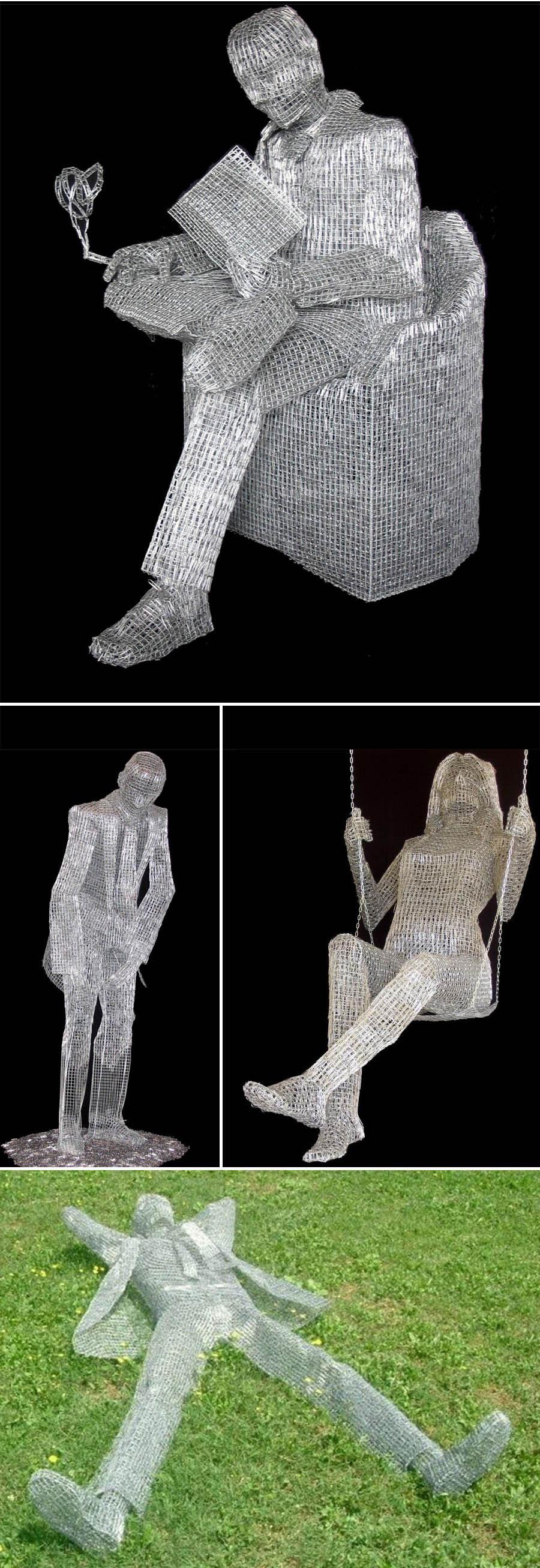 pietro_dangelo_sculptures-oldskull-CLIPS-STAPLES-oldskull-2