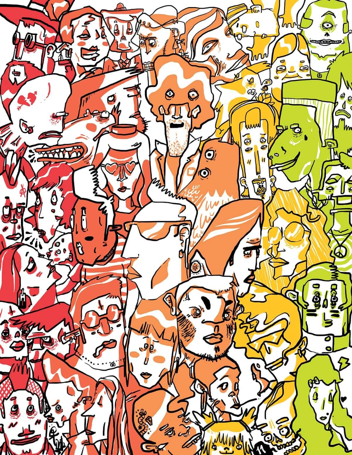 tinte1111 ilustracion oldskull 7