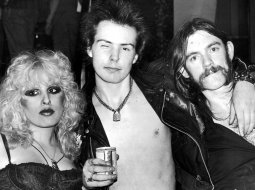 Sid vicious y lemmy de motor head