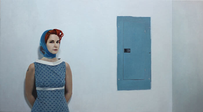 Paintings by Shaun Downey - 07