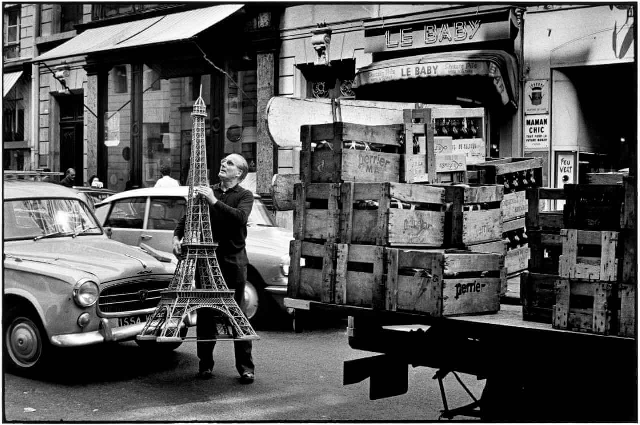 FRANCE. Paris. 1966.