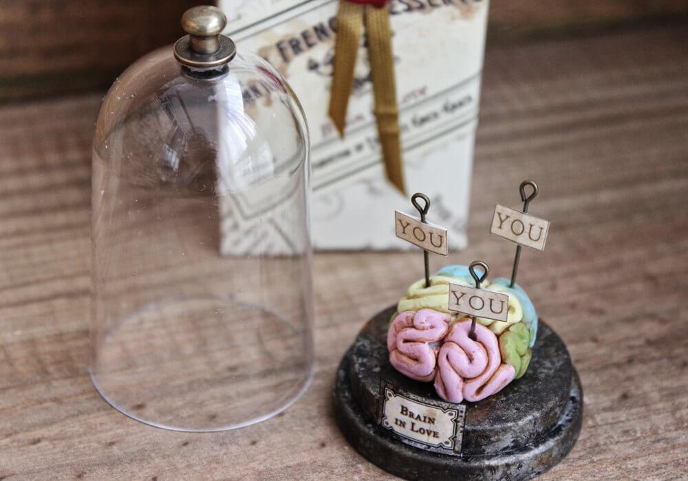 esculturas en miniatura grotescas oldskull 5
