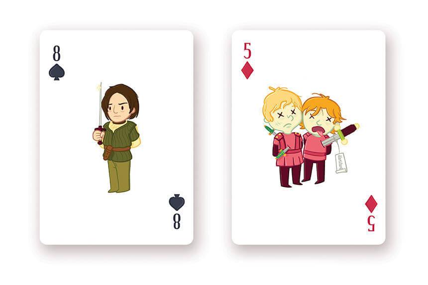 Game of Thrones Eneri Graphic Design (9)