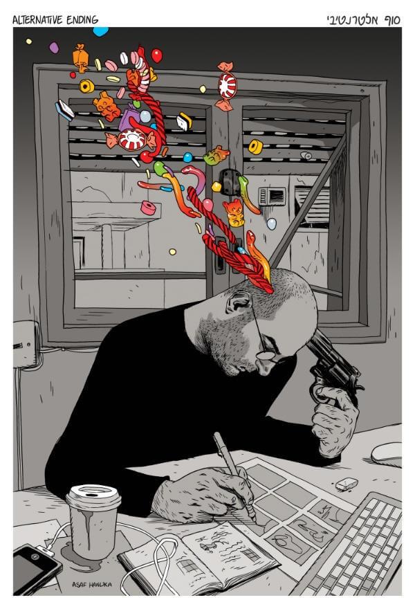 asaf hanuka illustration 2