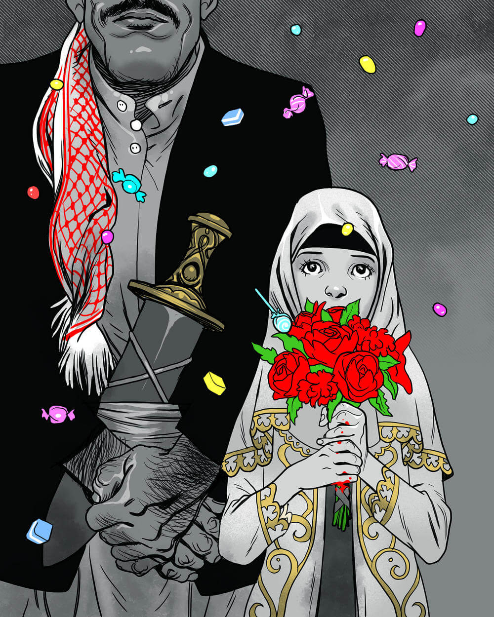 asaf hanuka illustration 3