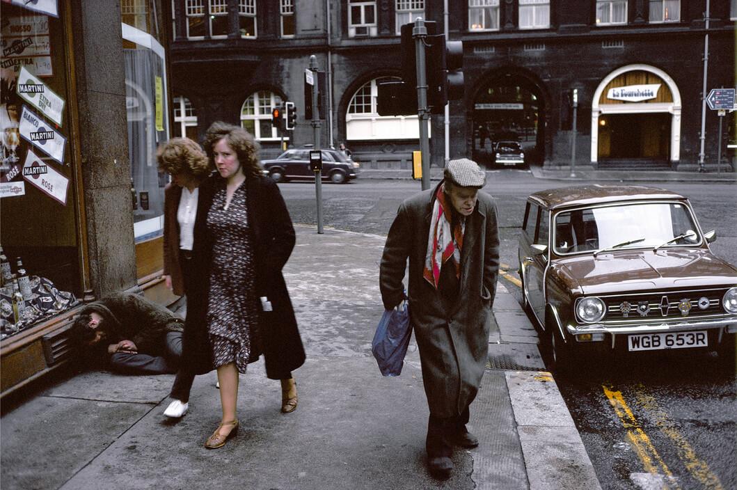 La época más decadente de Glasgow en fotografías