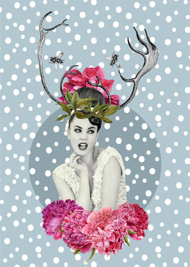 gloria sanchez collage ilustracion 8