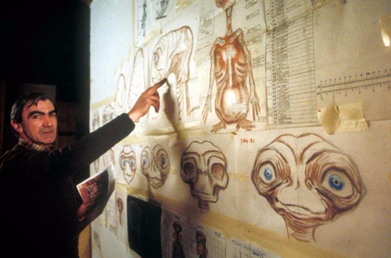 et-the-extra-terrestrial-behind-the-scenes-photo-OLDSKULL-22