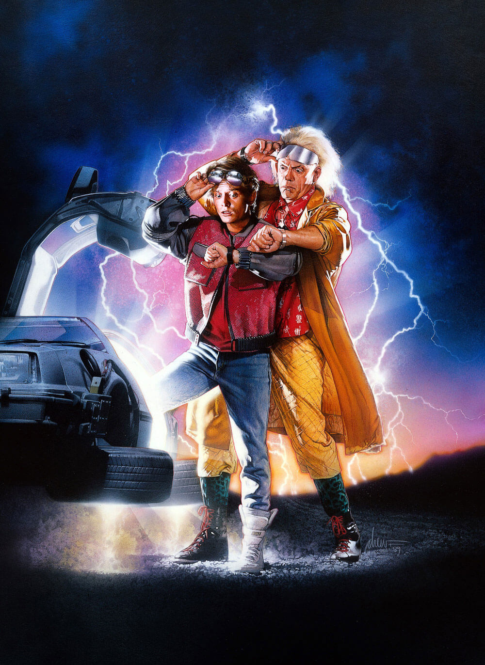 drew-struzan-oldskull-back-to-the-future-2