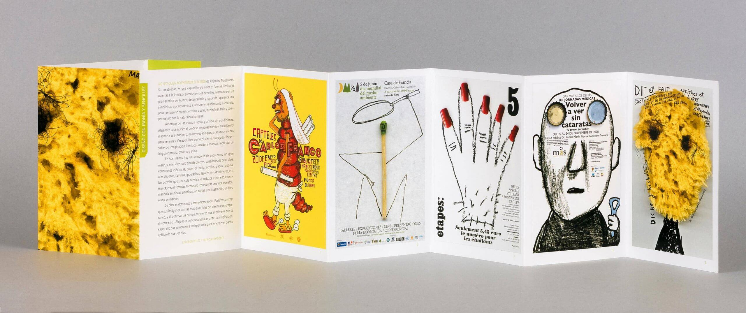 ilustraciones de alejandro magallanes