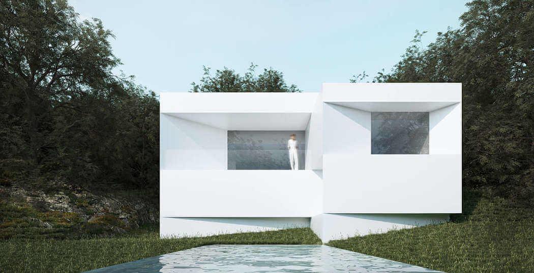 Casa minimalista fababu valencia