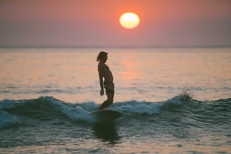 Fotografía de surf en las playas de Portugal
