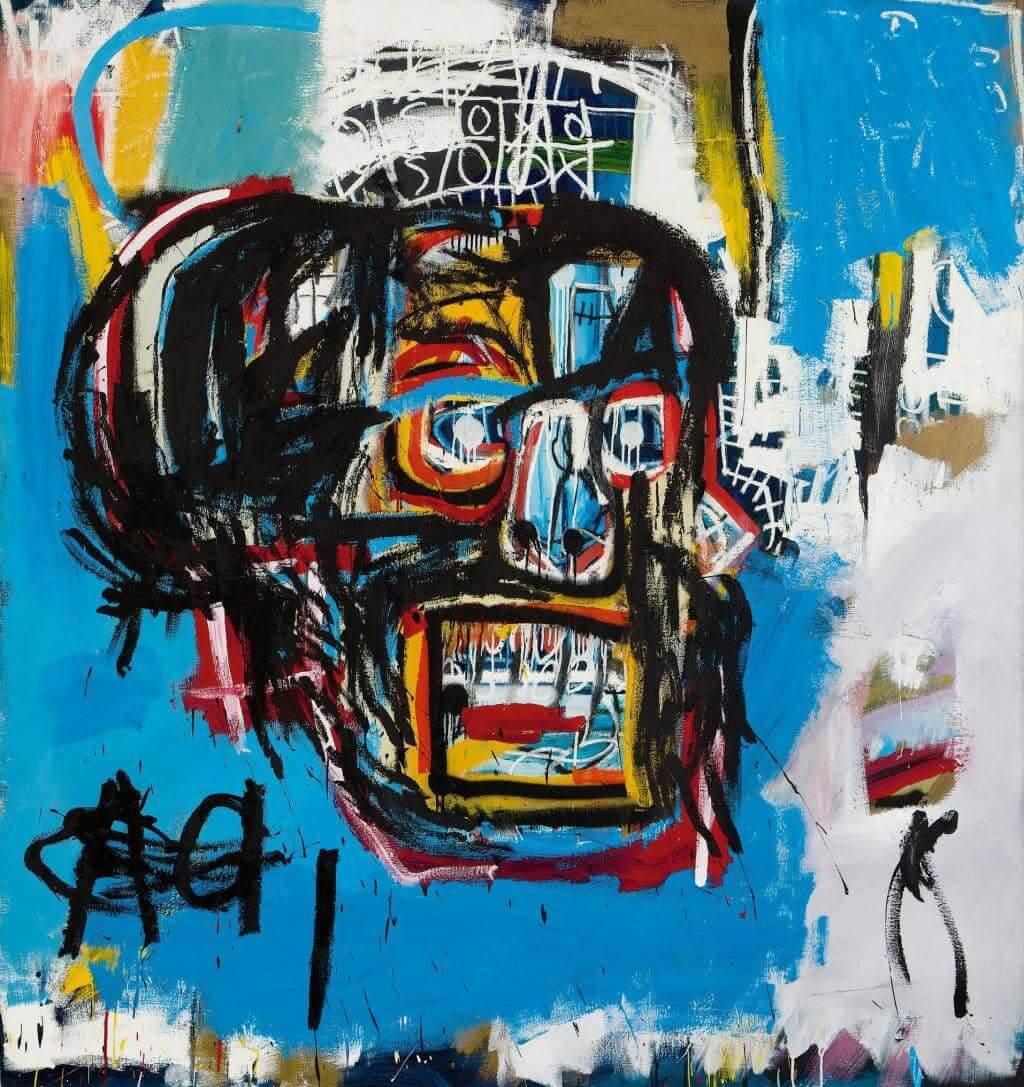 Untitled de Basquiat, el cuadro mas caro de la historia