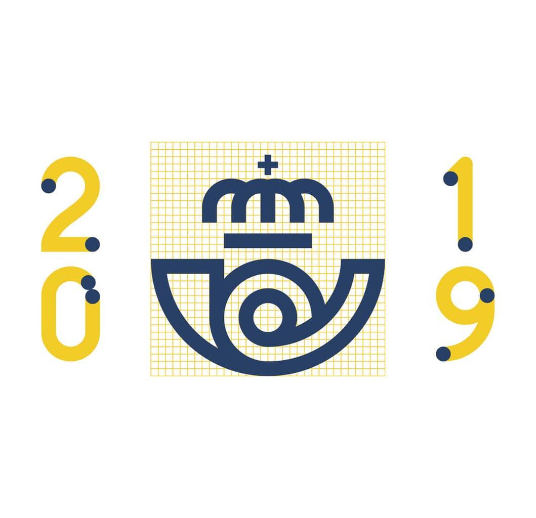 Logotipo correos 2019