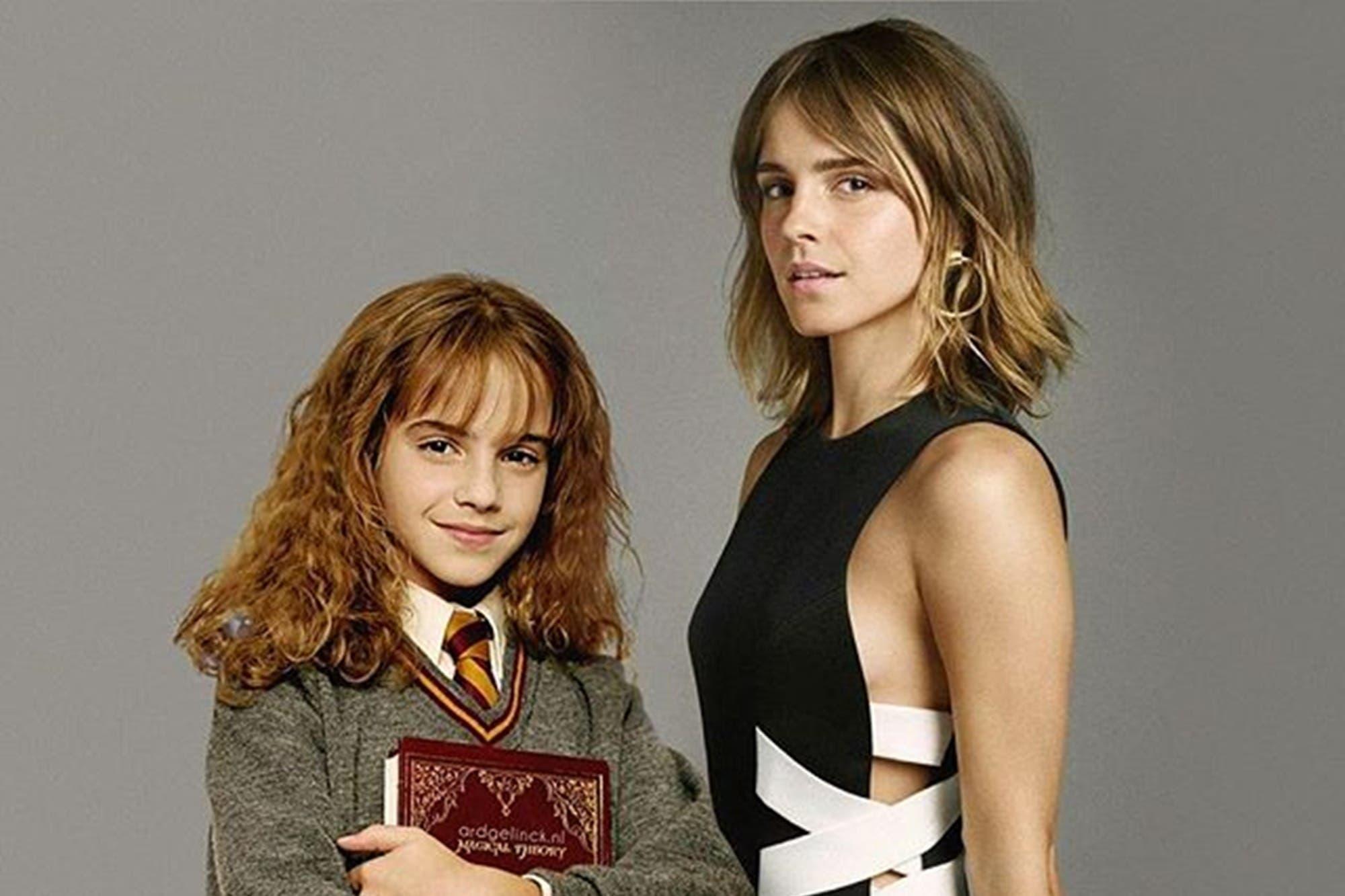 Emma Watson crece