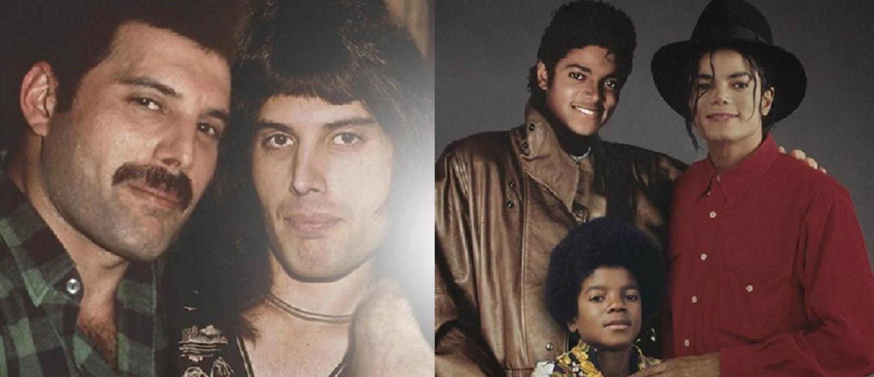 Freddie Mercury joven