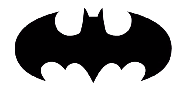 logotipo batman 1989