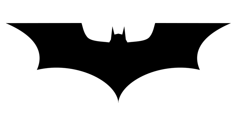 logotipo batman 2005