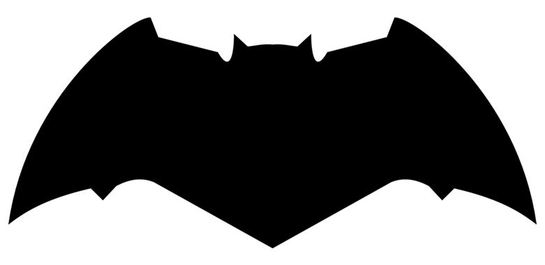 logotipo de batman 2017