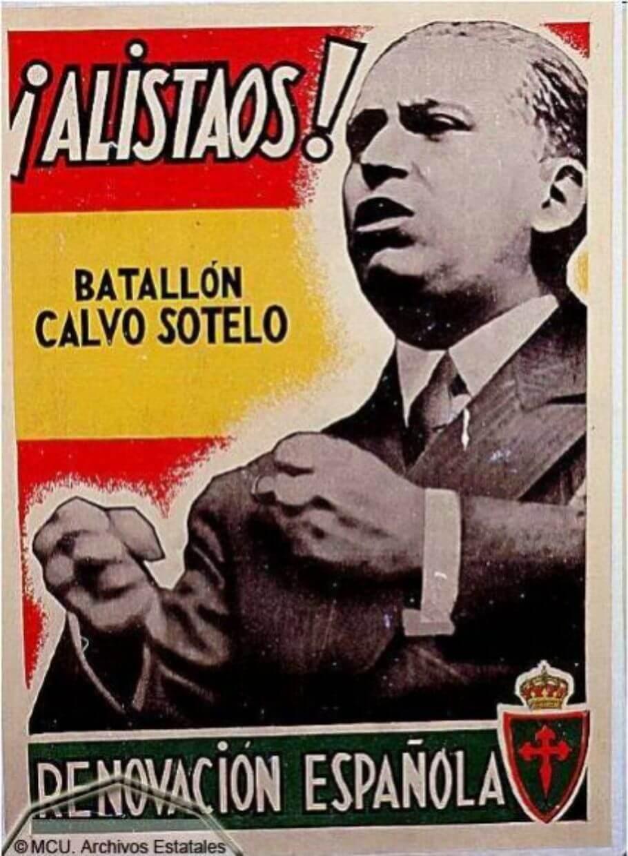 JOSE CALVO SOTELO