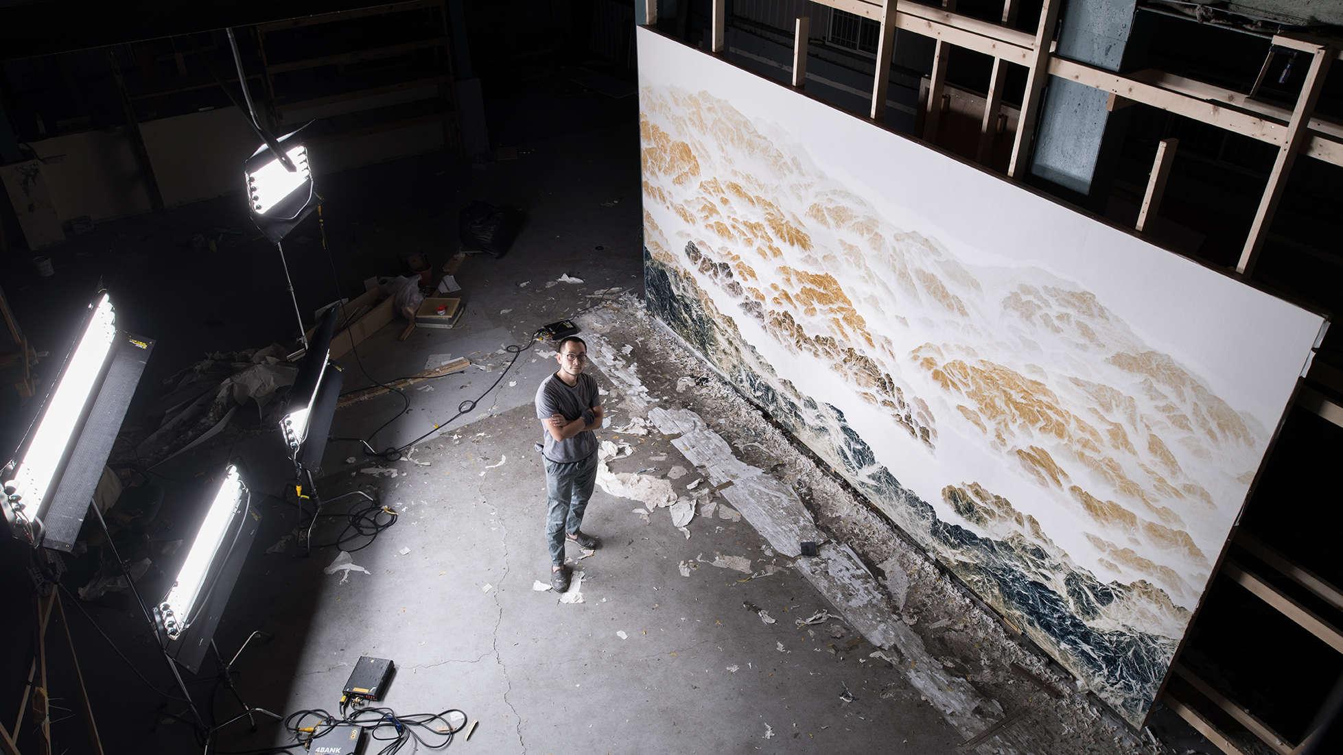 Wu Chi Tsung ARTISTA TAIWANES